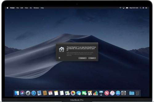 Cambios en la seguridad de macOS, todas las apps deberán ser validadas por Apple para que puedan ejecutarse