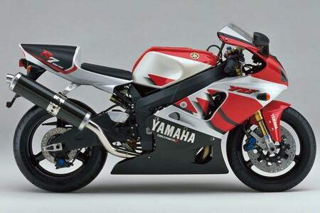 Yamaha Yzf R7 1