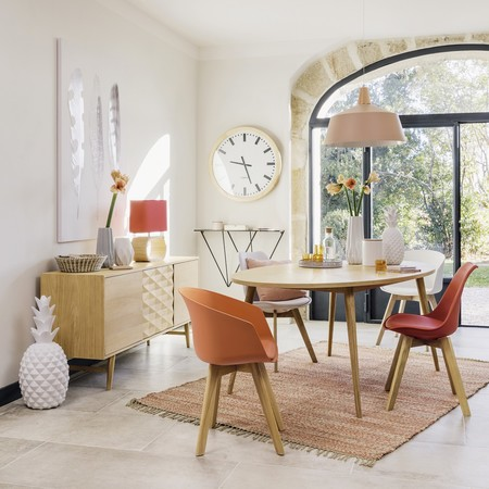 Dale un toque de Living Coral a tu hogar gracias a Maisons du Monde