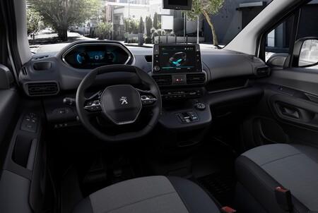 Peugeot E Partner 2021 006