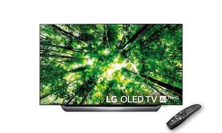 LG OLED55C8PLA, una smart TV de gama alta, con resolución 4K y panel OLED de 55 pulgadas, ahora en Amazon por 1.445 euros