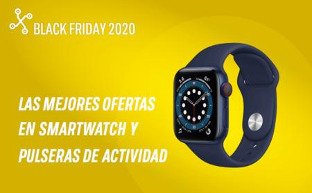 Amazfit GTS y T-Rex a precio de saldo y otros 13 smartwatch y pulseras actividad más de oferta en la semana del Black Friday