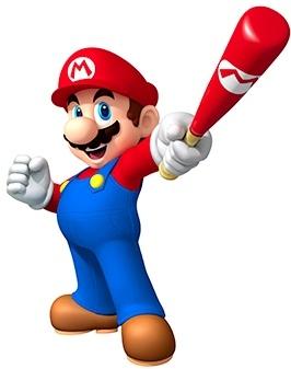 'Mario Super Sluggers' para Wii anunciado