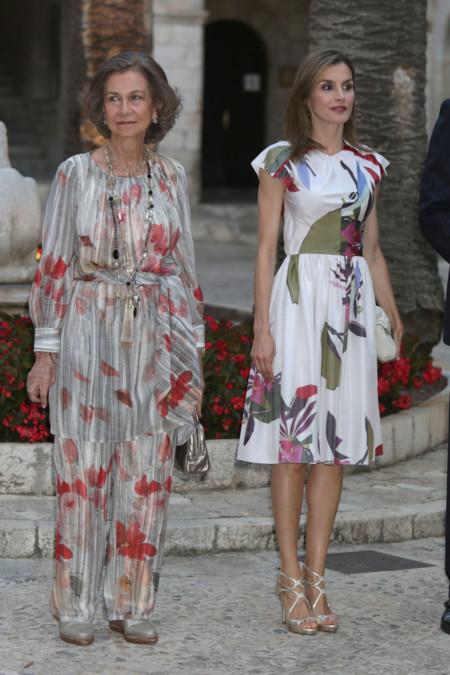 Dona Letizia De Juan Vidal En Mallorca B