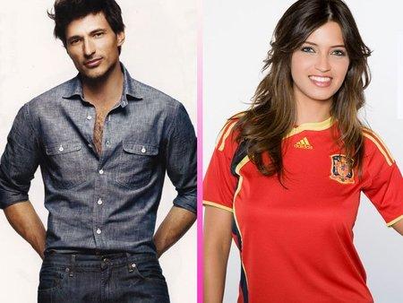 Andrés Velencoso y Sara Carbonero: los guapos oficiales del verano