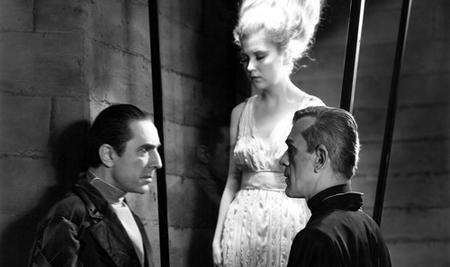 Karloff y Lugosi