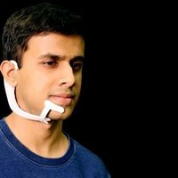 Este dispositivo es capaz de transcribir las palabras que decimos sin usar la voz