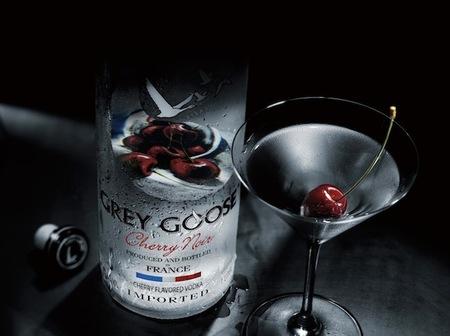 Grey Goose presenta su nueva bebida: Cherry Noir