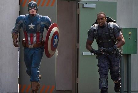 Capitán América y Halcón