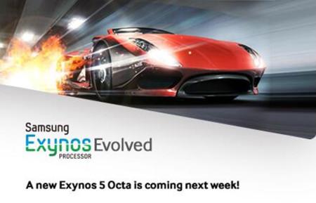 Un nuevo Exynos 5 Octa se otea en el horizonte