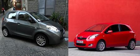 Chery Vs Toyota