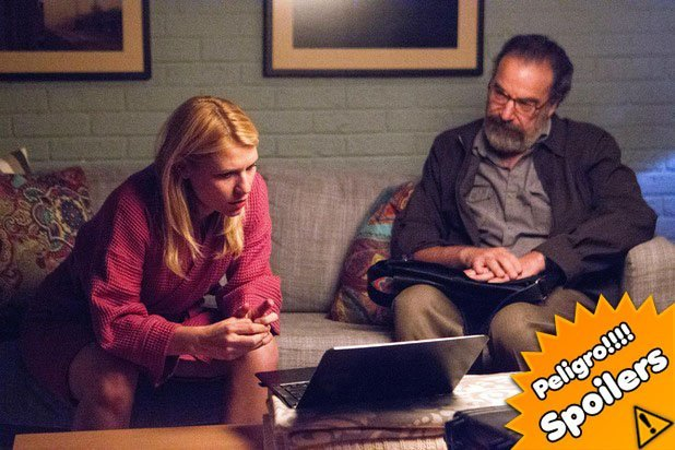 Imagen del episodio 2x03 de 'Homeland'