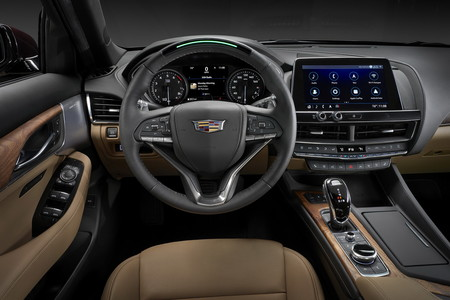 Cadillac Ct5 16