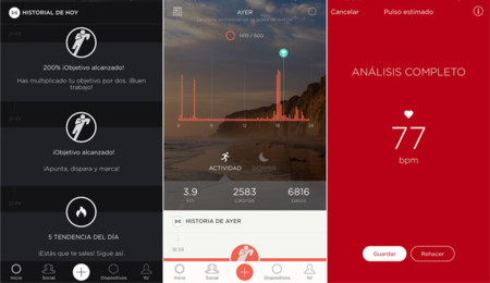 App Misfit en iOS