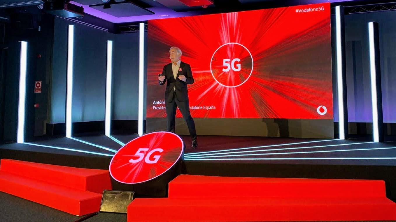 Vodafone 5G ya es oficial: disponible sin coste en 15 ciudades