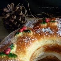 Paseo por la gastronomía de la red: de roscas, Reyes y buena suerte.