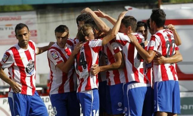 CD Lugo - Liga Adelante