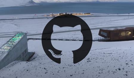 GitHub entierra su repositorio en el Ártico para que pueda sobrevivir a futuras generaciones