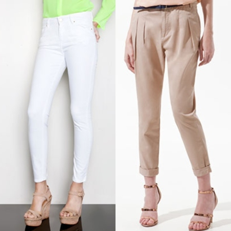 pantalones playa