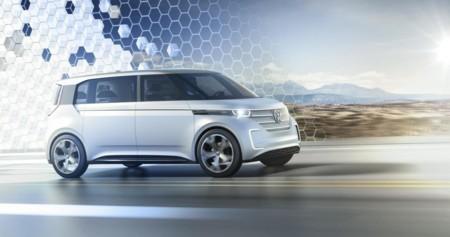 Volkswagen electrifica China con el Budd-E