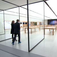 El próximo 16 de mayo puede que todas las Apple Store se actualicen a un nuevo diseño