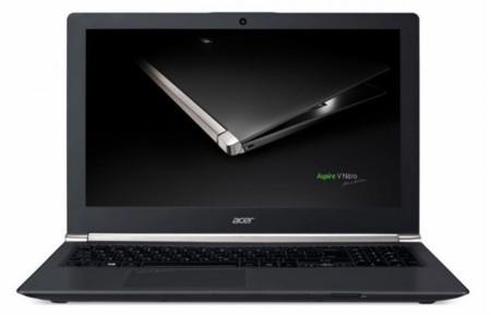 Acer desafía tu vista con su portátil V Nitro Black Edition con resolución UHD (4K)