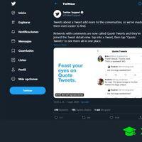 Tweets citados: qué son y cómo usarlo para ver quién retweetea añadiendo un comentario