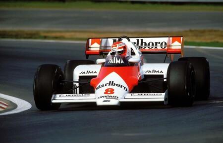 Lauda Mclaren F1 1984