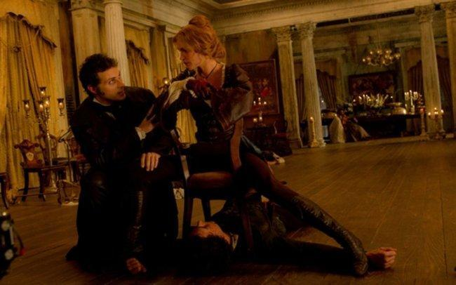 Imagen de 'Abraham Lincoln: Cazador de Vampiros', la película
