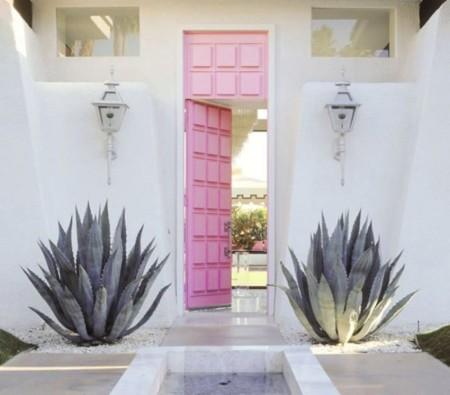 Octubre rosa también en la decoración