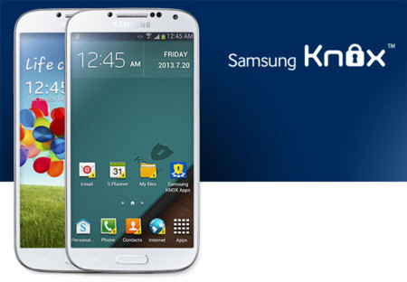 Trabajo y vida personal en el smartphone: Samsung Knox