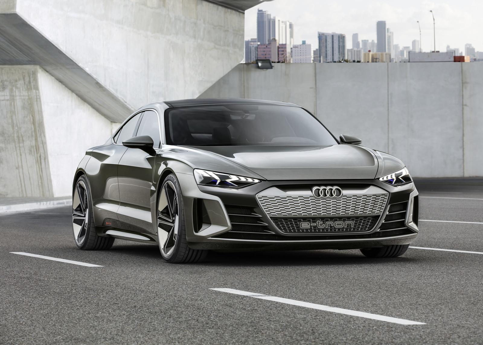 Foto de Audi e-tron GT concept 2018 (47/55)