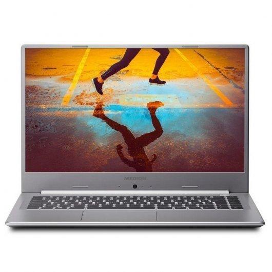 Portátil Medion Akoya S15449, i5, 16GB, 256GB SSD + 1TB HDD