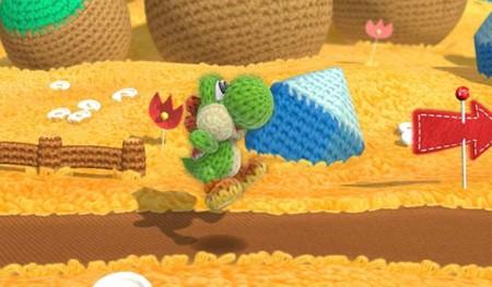 El gameplay de Yoshi's Woolly Word será amor a primera vista
