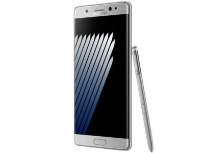 Así es el nuevo Samsung Galaxy Note 7