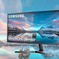Enorme diagonal ultrawide a precio ajustado: el Samsung S34J552 vuelve a estar rebajado en Amazon a 319,99 euros