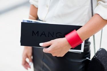 Sólo Mango puede reunir a las bloggers más in del momento