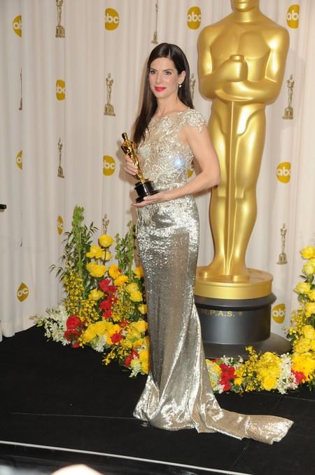 oscar Sandra Bullock 2010