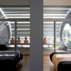 Foto 14 de 17 de la galería casas-poco-convencionales-adosados-futuristas-en-sydney en Decoesfera