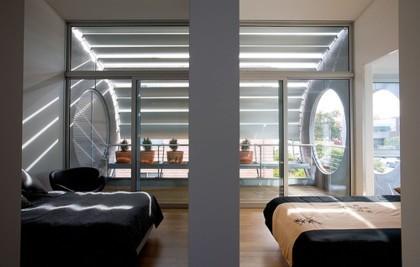 Foto de Casas poco convencionales: adosados futuristas en Sydney (14/17)