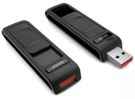 Sandisk Ultra Backup USB, copias de seguridad directamente