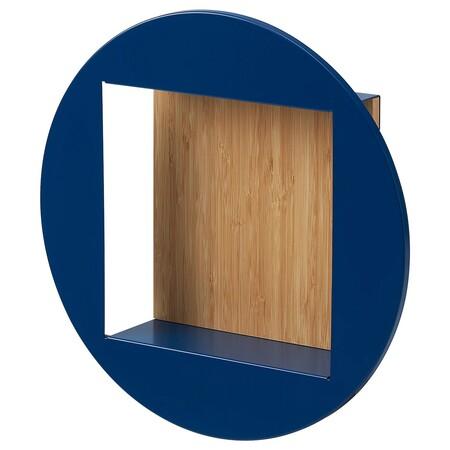 Jonstorp Estante Exposicion Azul Oscuro Bambu 0812264 Pe771986 S5