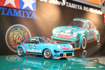 Tamiya celebra los 30 años con el Porsche Vaillant
