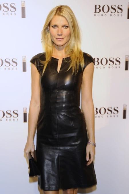 Gwyneth Paltrow viene a practicar su castellano a Madrid de la mano de Hugo Boss