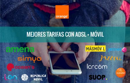 Convergentes Adsl Orange