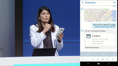 Cortana Bot