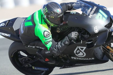 Franco Morbidelli Test 2
