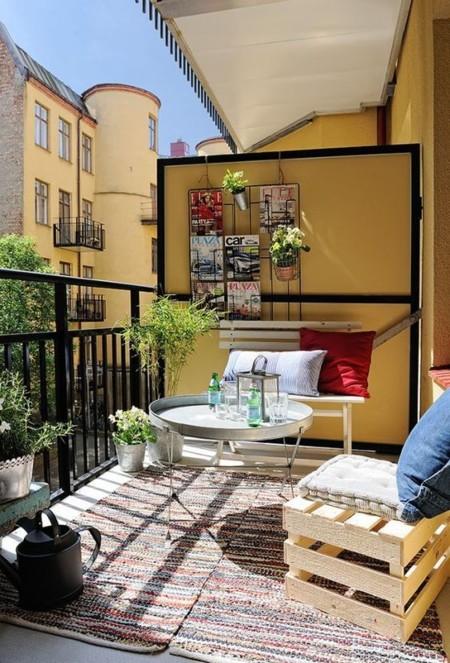 Ni un verano más sin aprovechar el balcón: propuestas para motivarte