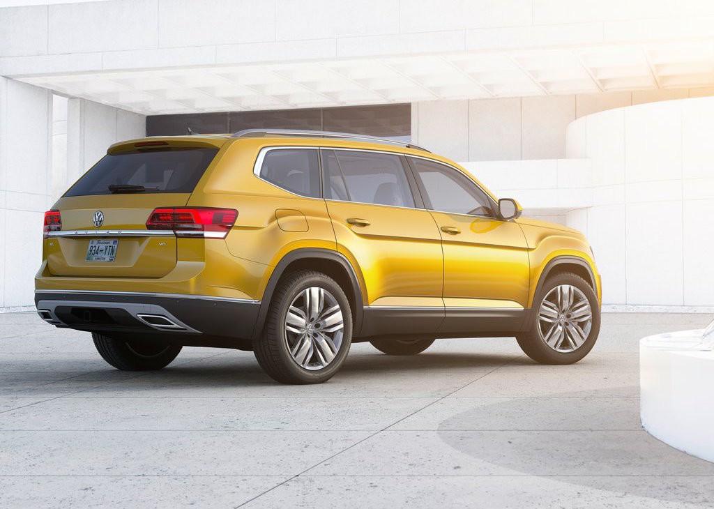 Foto de Volkswagen Atlas (4/14)