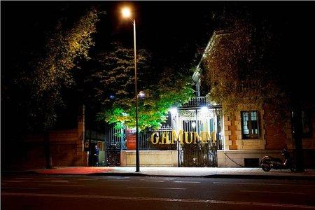 Champagne y ostras en el hotel Santo Mauro de Madrid de la mano de G.H. Mumm